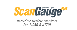 ScanGaugeKR - Vehicle Monitors for J1939 & J1708